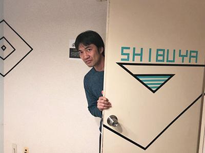 井上さんは本当にどんな写真も絵になる