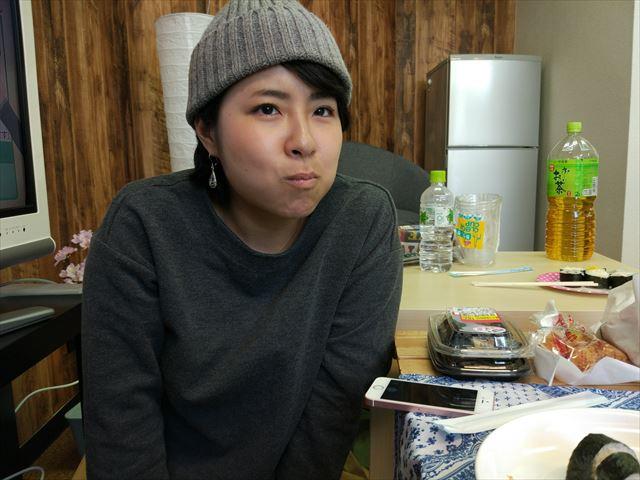 撮影に回ってくれていた川西さんも。