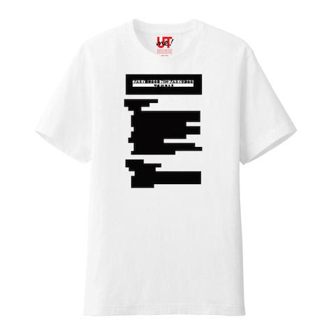 このままTシャツにしたいくらいである