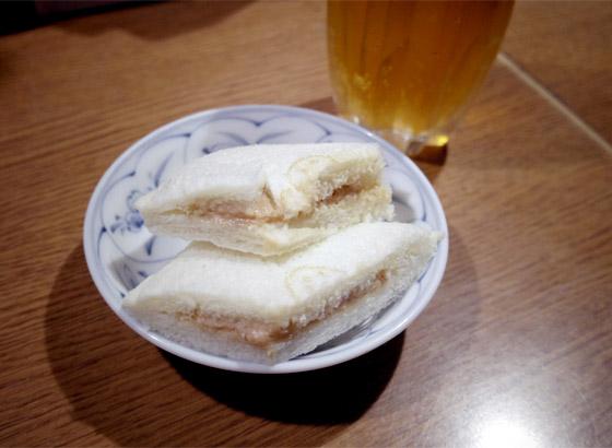 「ランチパック」のピーナッツ味