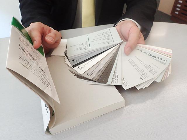 「サインの練習するのに、同じ紙でやりたくて…」と事情を説明したら、ペーパーボイス東京の人にガン引きされた。