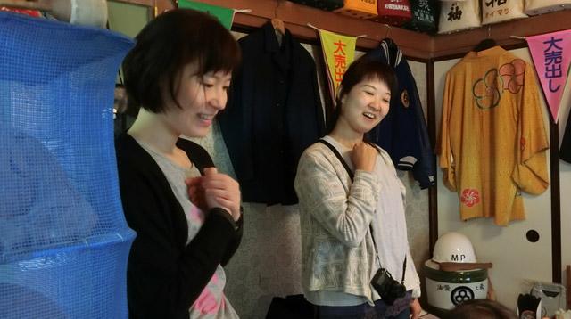 撮影をしてくれた編集部の橋田さんはこの様子を「夢を見ている感じ」と表現していた。多分、悪夢だ。