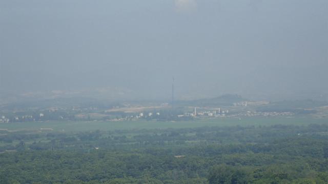 北朝鮮の宣伝村