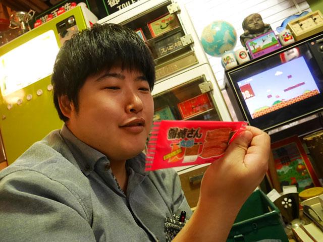 しかし、江ノ島さんが3枚ぐらい食べている場面を目撃した