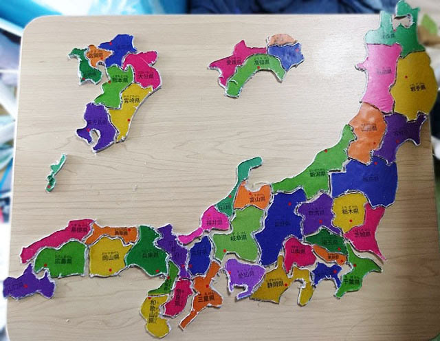 あの都道府県たちがメンコになった。北海道はあとで登場する