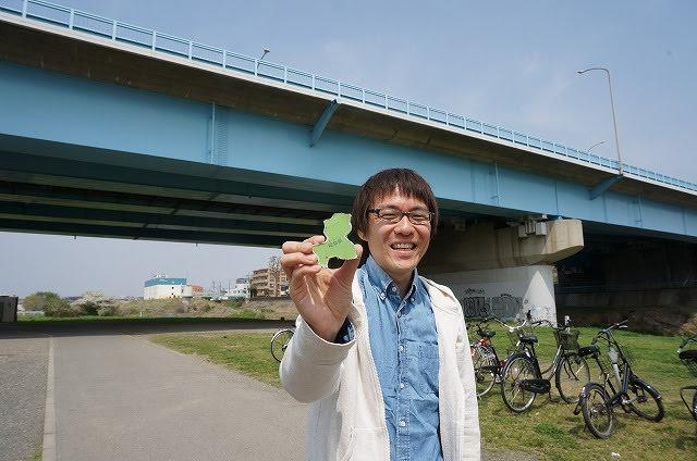 「あまり岐阜県への愛県心は無いんですけど」とはにかむ石川さんだが