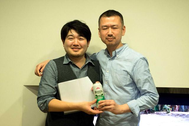 ツジムラさんは2位。ということは優勝は……私かな。