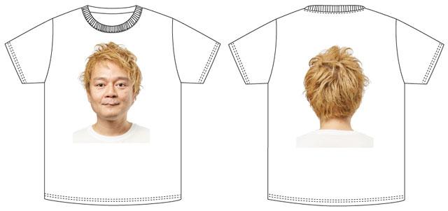 林Tシャツ(今回はバックプリントがつきました)