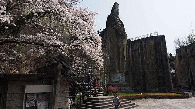 ここでも桜がキレイ