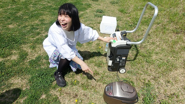 炊飯器がご飯を炊きはじめただけでなんでこんなに笑えるのか