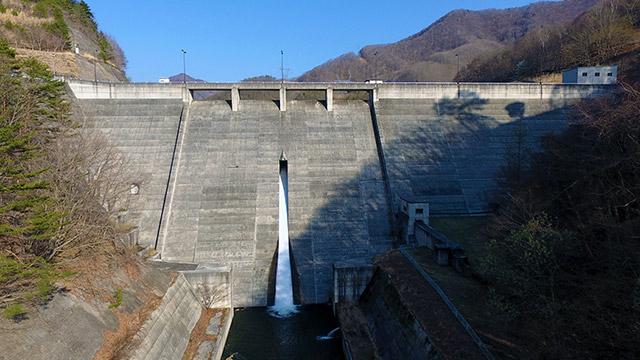 どこに出しても恥ずかしくない量産型ダムオブ量産型ダム