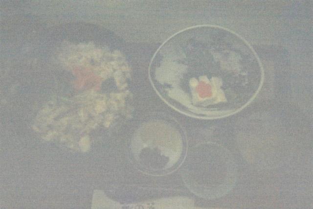 湯葉丼は美味しかったのだが、写真が上手く撮れておらず混沌とした世界で食べた闇料理みたいになってしまった。