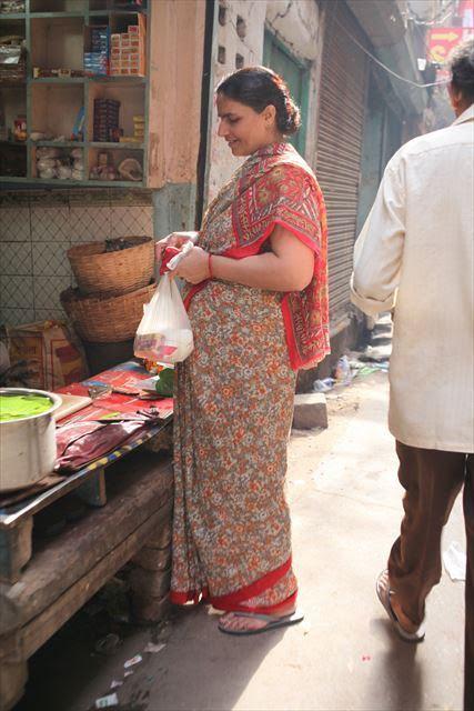 インド写真8、『デリーかな。状況は忘れました!』