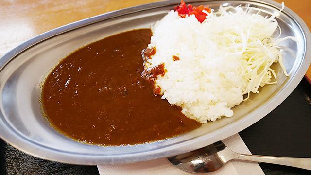 オレボカレー(390円)