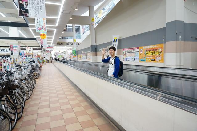 千葉ニュータウンのジョイフル本田が広いよ!(ホームセンター・ジョイフル本田は巨大すぎて2泊3日で行くべき)