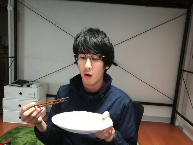 食べてみたが味は完全に豆腐だ!