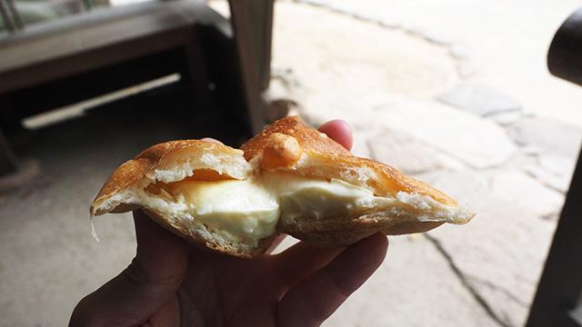 ほんとだ、めちゃくちゃ美味しい! チーズがトロリ、たっぷり。