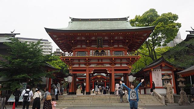 日本書紀にも登場する歴史ある神社