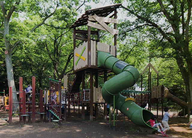 カタログより静岡県の白尾山公園。