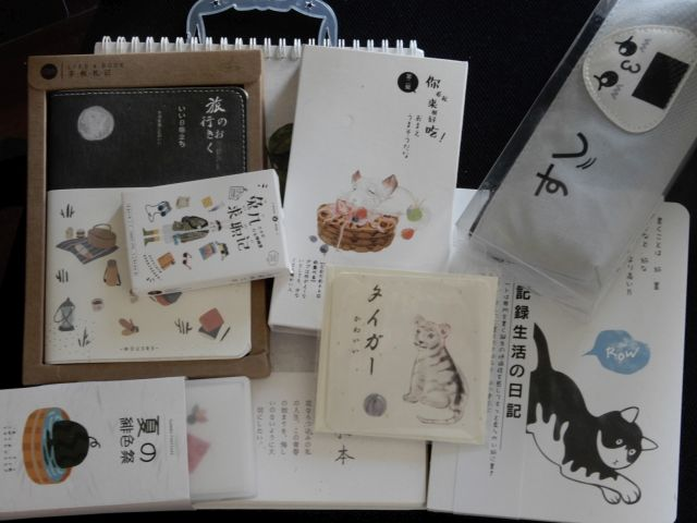ちょっとシャレオツな文房具店で日本語文具が大増殖!