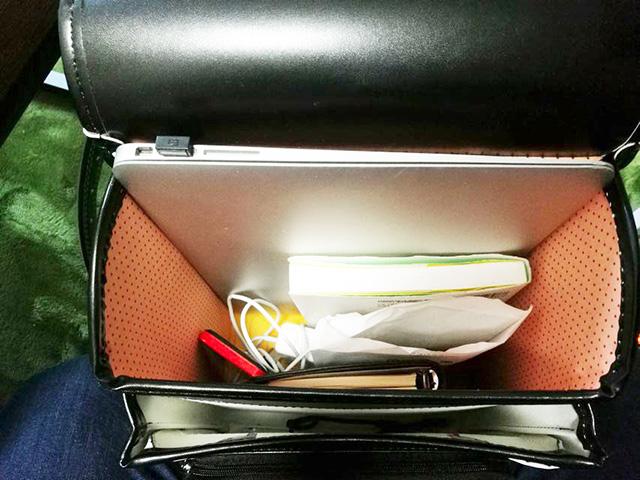 13インチのMac Book Airがぴったりすぎてテンションがあがった。
