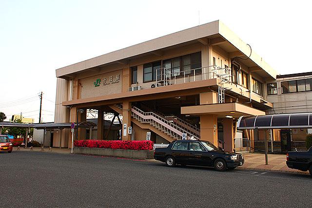 2時間ほど掛けてJRの行田駅に到着。