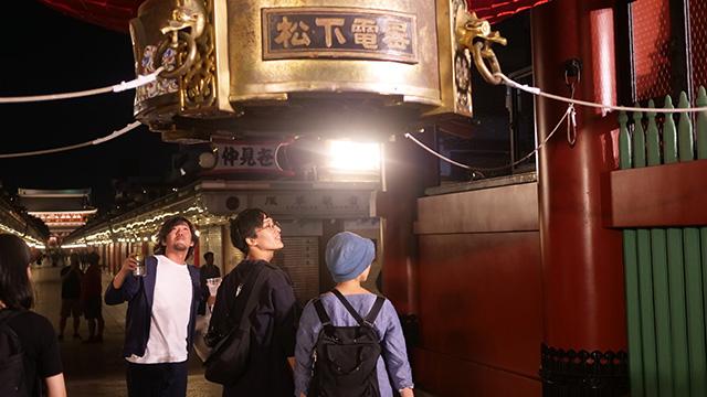 歩いて2時間ちょいで浅草寺についたので解散。みんなばらばらに帰る