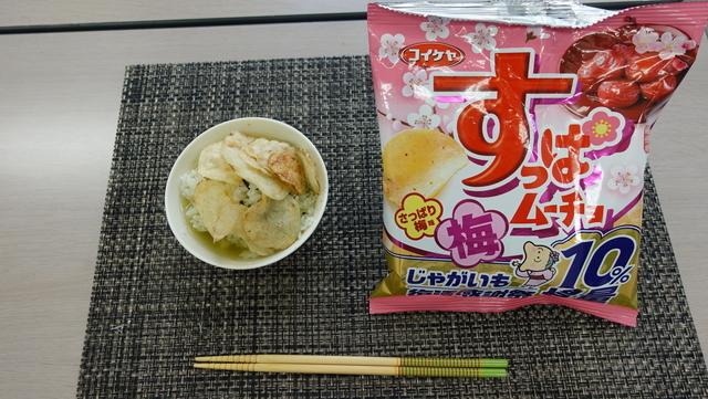 ちゃんとした盛り付けをすると和食で出てきそうな感じになった。