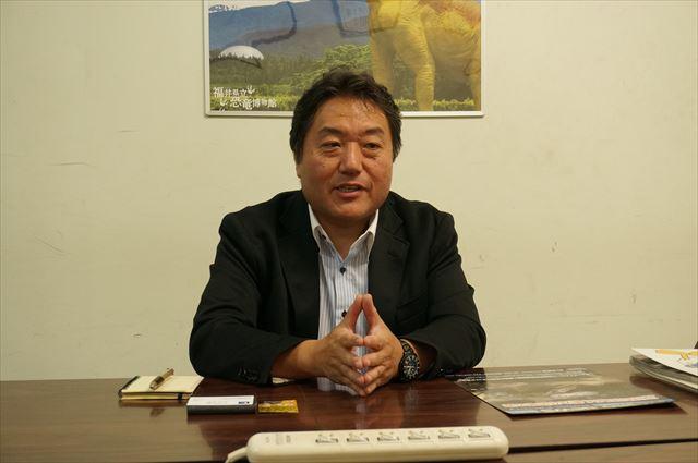 こちらの櫻井さんこそが、当時を知る人物です!