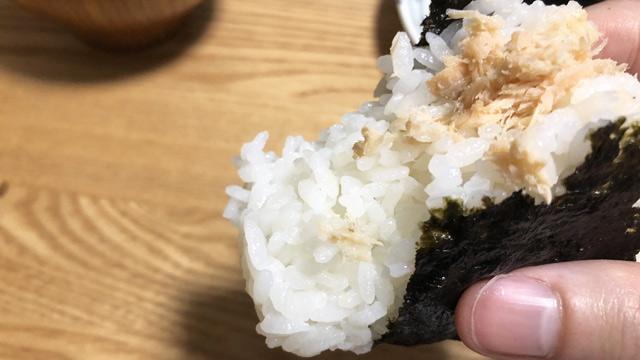 そもそもお米が美味しい、この粒感を見てくれ