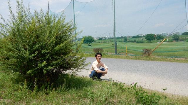 あと、中野坂さんが「好きな姿勢の話」をしてくれた。