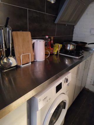 キッチンスペースやトイレシャワーは普通でした
