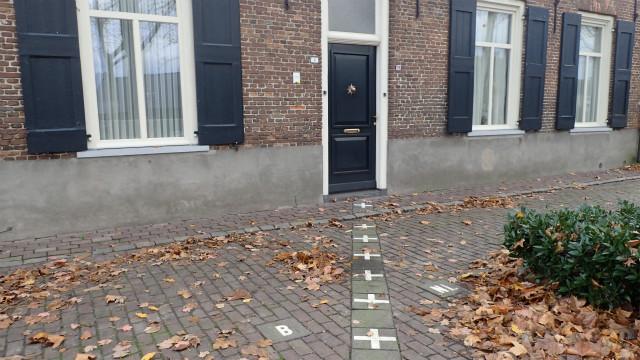 オランダとベルギーが一つの建物に