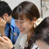 小金井美和子。マンホール蓋、境界標などに詳しい。