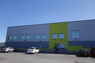 スギヨUSAの本社兼工場