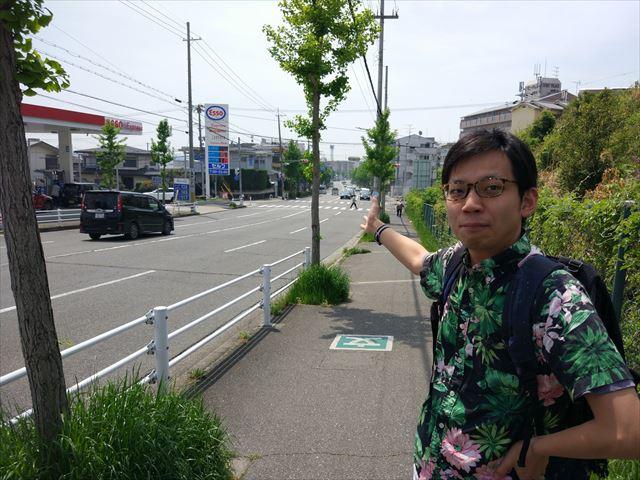 次は、神戸出身の岸本くん。