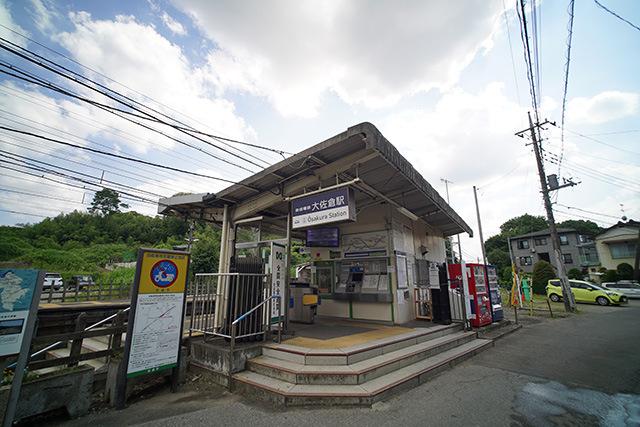 情景シリーズ「駅舎」。
