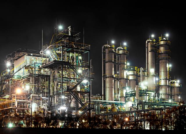 周南はふつうに夢に出てくる。すばらしいよね、周南の工場。