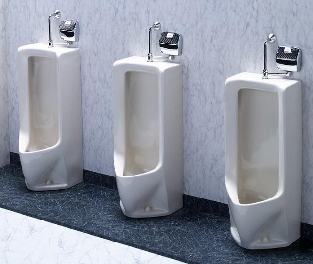 主に公共トイレなどに設置されている