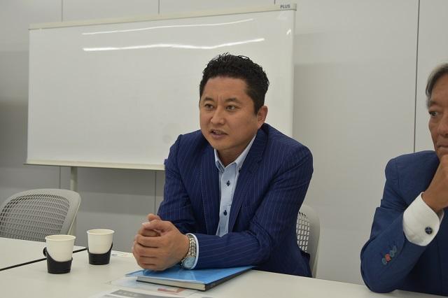 そんな中村さんも今や部長。サニタイザーのメンテナンスは新人の登竜門的な位置づけなのかもしれない