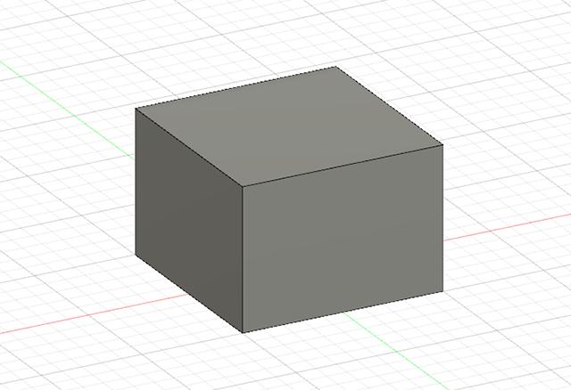 とりあえず直方体が出来ました。