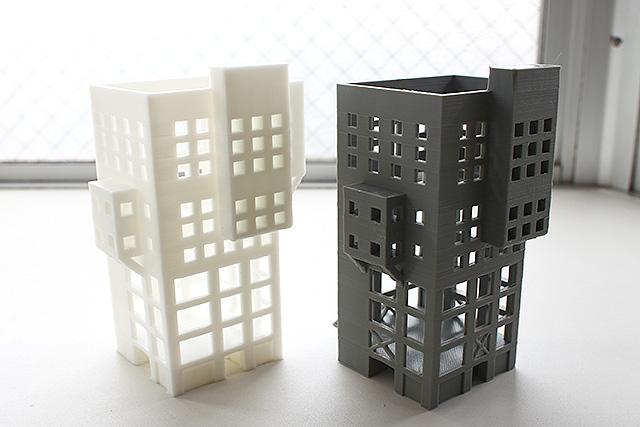 3Dプリンターがあれば不器用でも複雑なものをキレイに作れる。3Dプリンターを作った人たちに感謝。