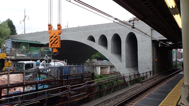 絶賛工事中の御茶ノ水駅周辺