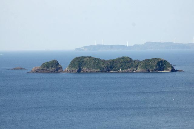 潜伏キリシタンから「サンジュワン様」と呼ばれ、崇められてきた中江ノ島