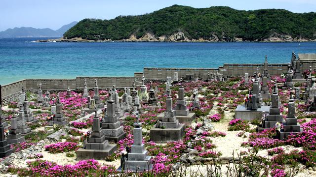 世界遺産になった長崎の集落群は、実に個性豊かな風景揃いでした