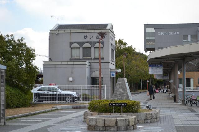 奈良県警の交番