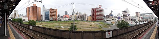 1000円台で泊まれる格安ホテルが並ぶエリアに高級リゾートホテルができるらしいぞ。