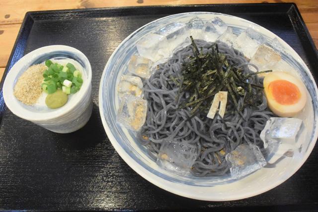 最後こちらはデニムつけ麺(750円)。