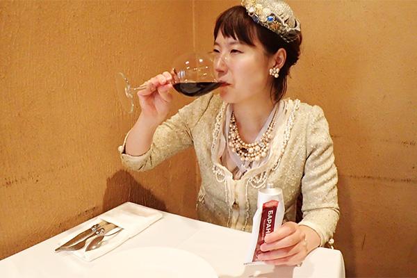 ワインへの安心感が半端ない。身体がナチュラルなものを欲す……