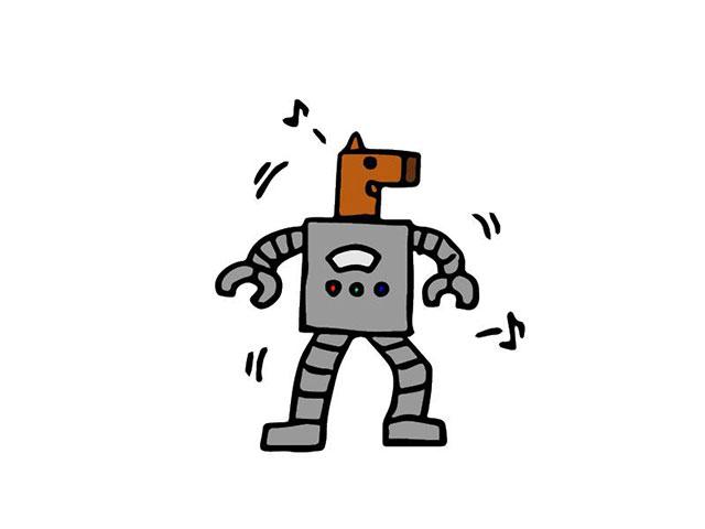 動いたり音楽のなるロボット(なかに人が入っている)を展示したいと思います。ちょっとまだ自分のなかのイメージを具体化できていないのですこし変わるかもしれませんが、メイカーのお祭り感が出るといいなと考えています。以前林さんがやっていたATMマン</a>が近いイメージです。(江坂)